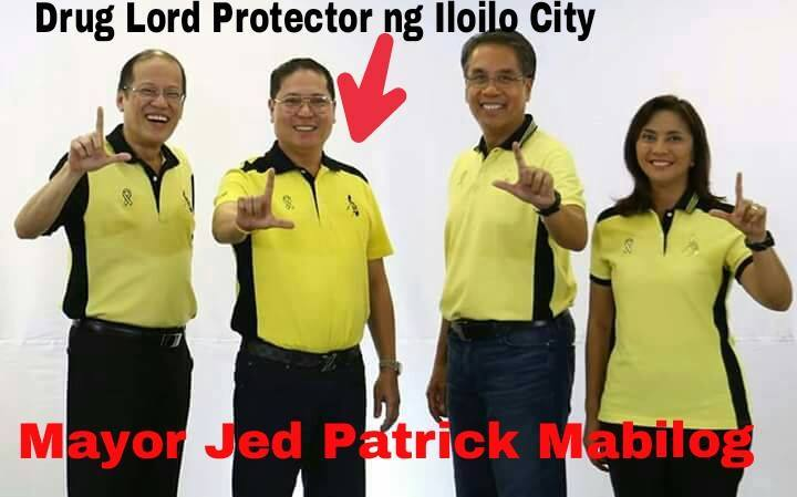 Duterte Names Iloilo City Mayor Jed Mabilog As Drug Lord
