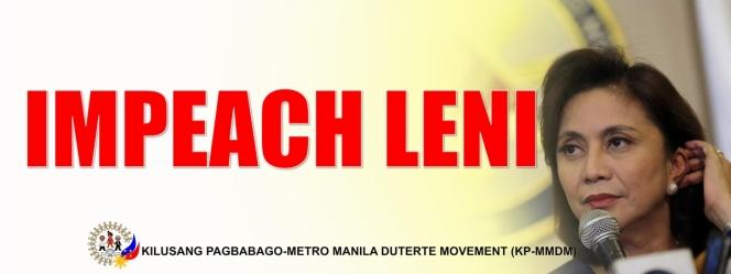 kp mmdm leni impeach banner