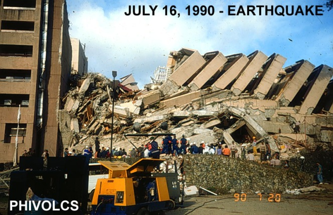 earthquake 1990 baguio