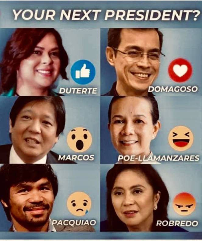 2019 aspirants