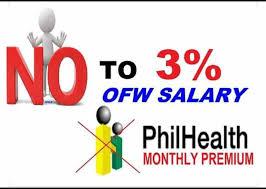 phic 3% ofw